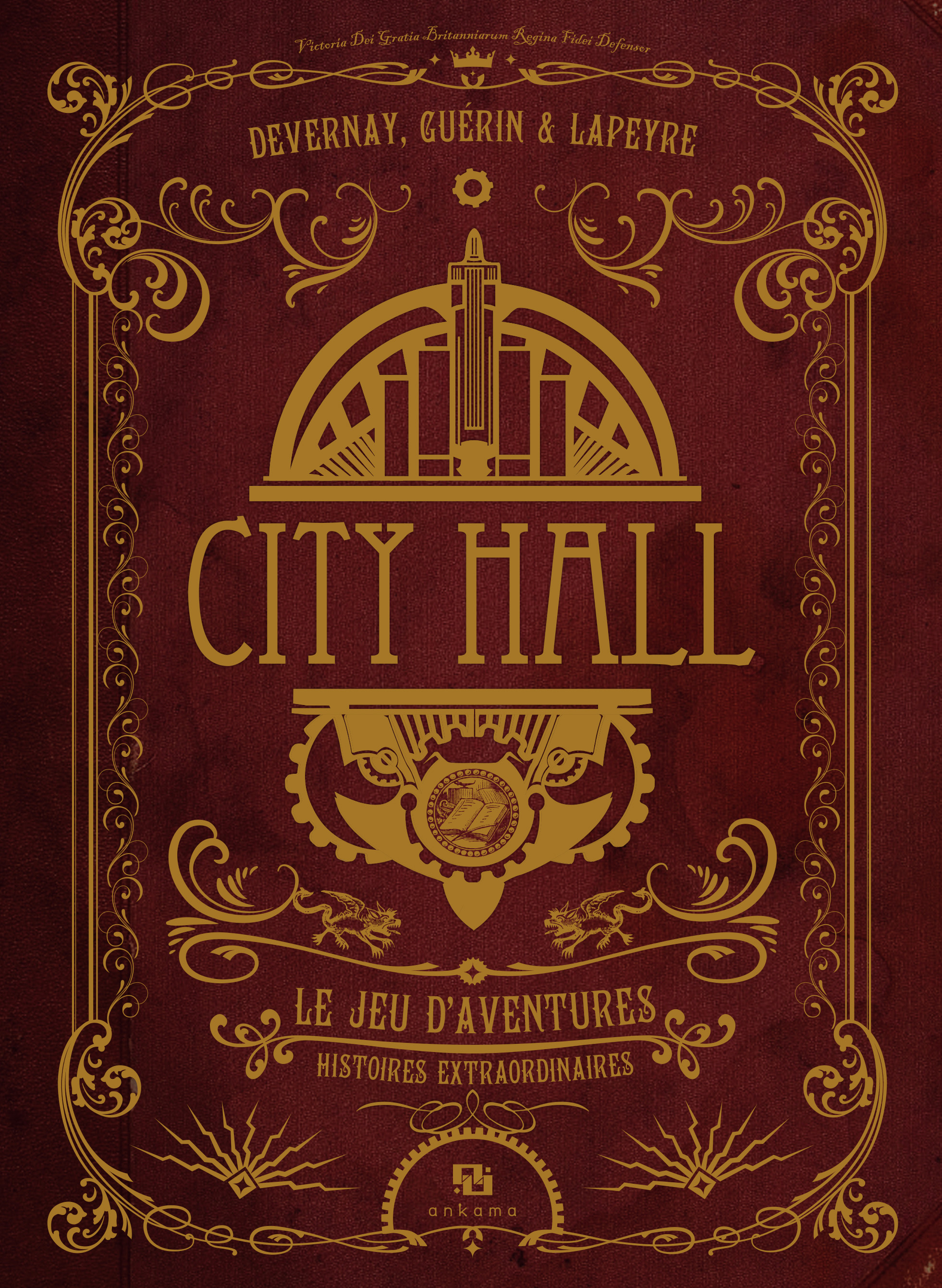 city hall  le jeu d u2019aventures